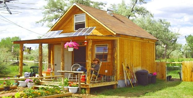 Do It Yourself Cabin Plans Free Small Cabin Plans Small: How To Build Your Own Off-Grid Cabin For $2000