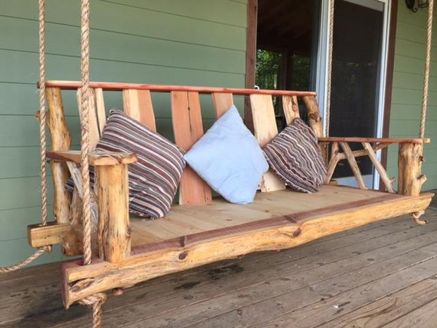 Daybed Swing Plans