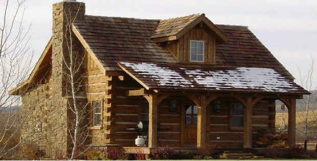Do It Yourself Home Design: Build Your Own Backwoods Cabin