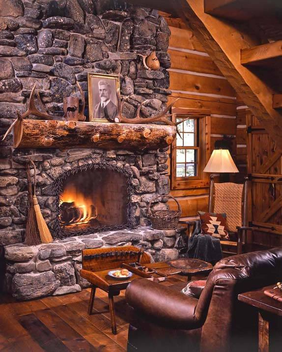 Take A Look At Jack Hanna 39 S Perfect Cabin Paradise Page