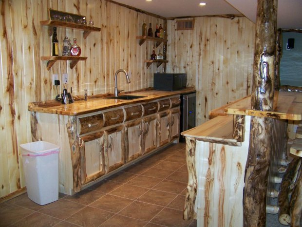 Man Cave Bar Kits : Reader s poll which item would you rather have in your