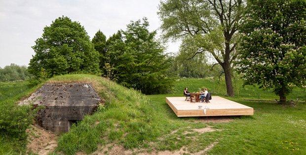 CAB-bunker