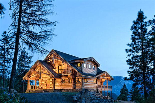 Leavenworth-log-home-1
