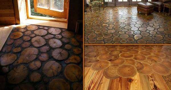floor log
