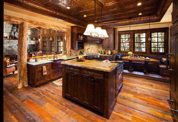 foxtail-residence-big-sky-log-cabin-kitchen