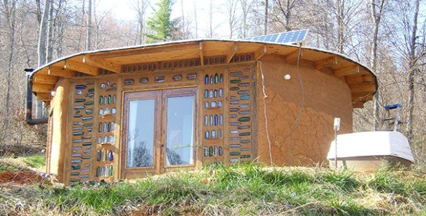 Build This Cozy Cabin Cozy Cabin Magazine Do It Yourself: How To Build Your Own Earthbag Home For Less Than You
