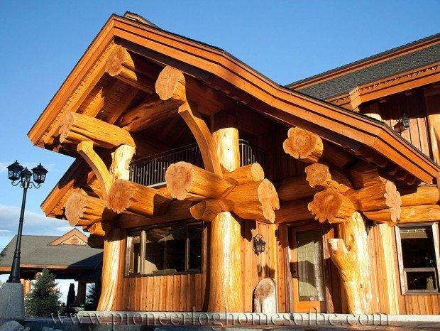 gigantic and graceful meet 39 big white 39 cabin obsession. Black Bedroom Furniture Sets. Home Design Ideas
