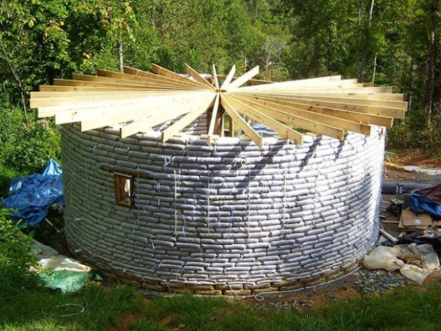 How To Build Your Own Earthbag Home For Less Than You