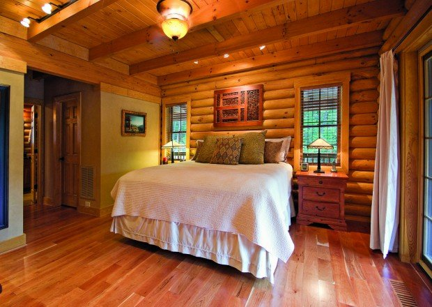10 Log Home Bedrooms To Dream About Cabin Obsession
