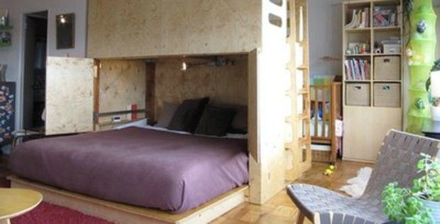 Build This Cozy Cabin Cozy Cabin Magazine Do It Yourself: A DIY Murphy Bed For Just $275