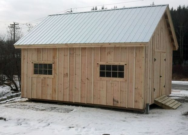 Cabin kits delivered to your doorstep page 3 of 3 for 16x20 garage price