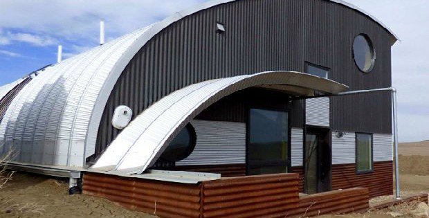 custom-home-steel-arch