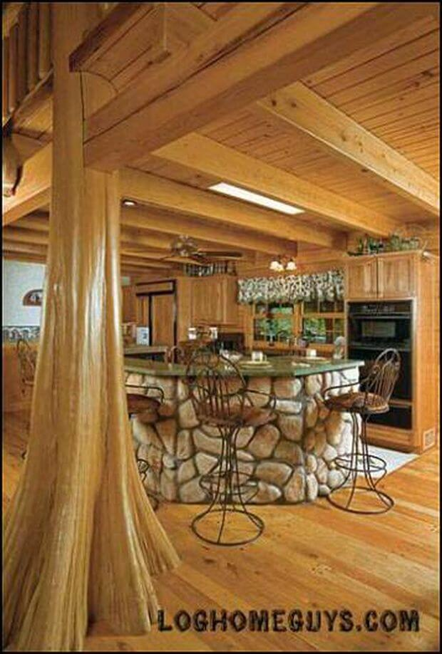 Log Home Guys Who Get It Done Page 2 Of 3 Cabin Obsession