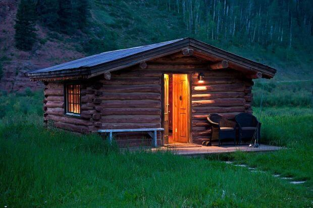 Remote Ghost Town Or Luxury Resort Page 3 Of 3 Cabin Obsession