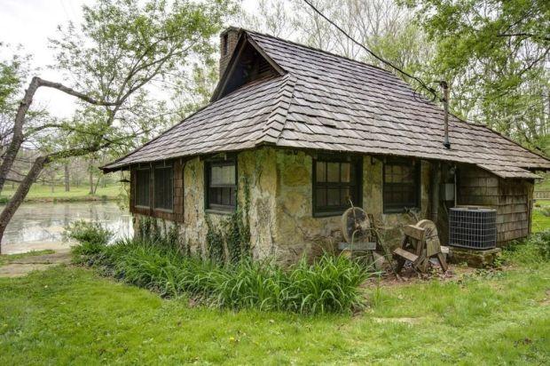 For Sale The Fairytale Cabin In Missouri Cabin Obsession