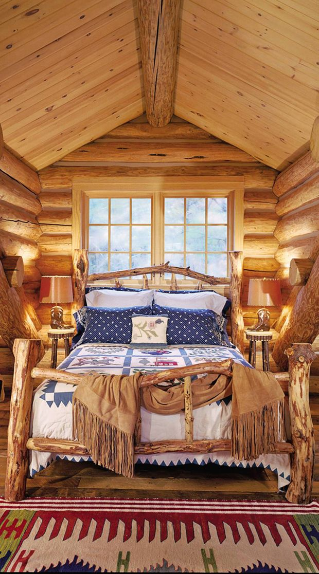 13 Gorgeous Rustic Bedroom Design Ideas Page 2 Of 3