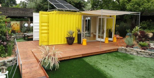 15 Inspiring Examples Of Shipping Container Homes Cabin