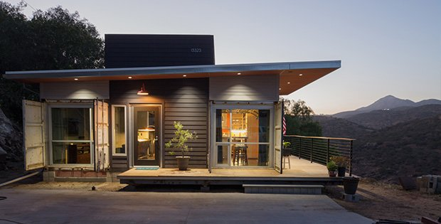 Building your own shipping container home cabin obsession - Building your own shipping container home ...