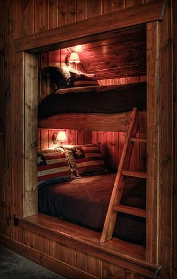 Top 10 Rustic Bunk Beds Cabin Obsession