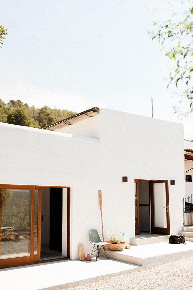 The showroom and studio of Ibiza Interiors. Architecture, interior design, furniture, styling, photography, development.