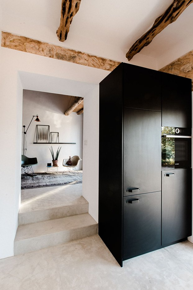 The showroom and studio of Ibiza Interiors. Architecture, interior design, furniture, styling, photography, development.