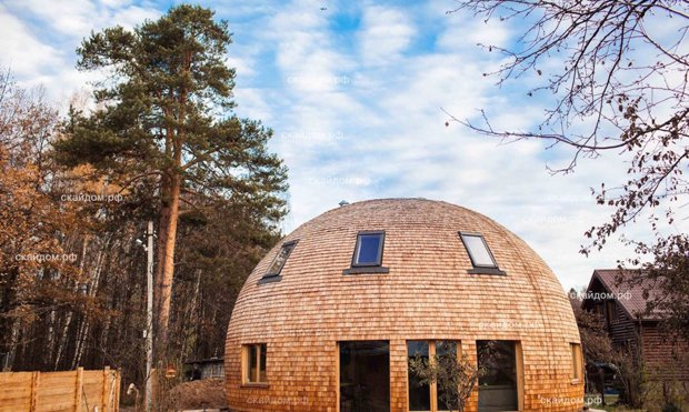 RESIZED C 15 SkyDome-house