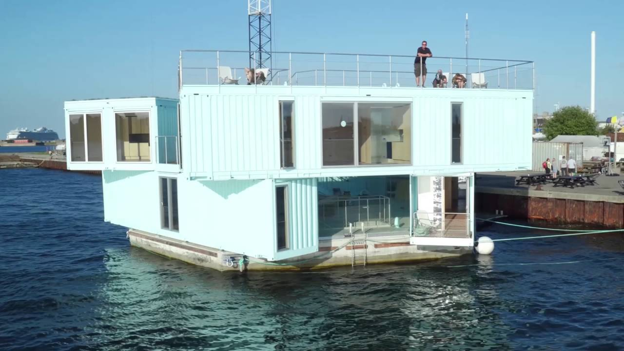[VIDEO] Floating Houses – A Promising Solution to Urban Congestion