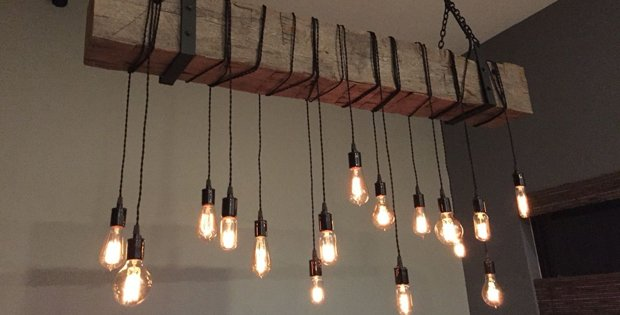 10 Unique Rustic Lighting Ideas Cabin Obsession