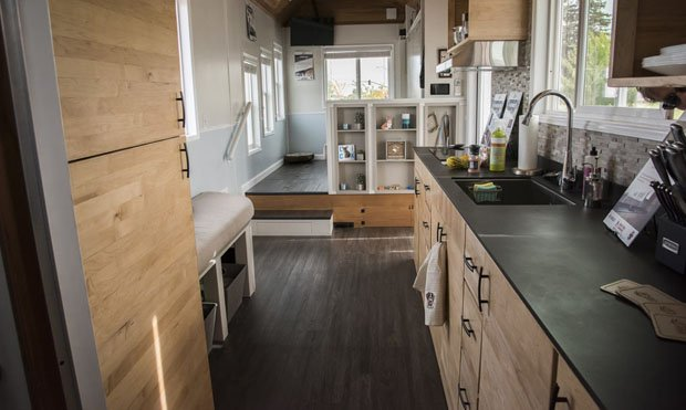 2016, 4161, Tiny House Competition, School of Engineering, team members, Sacramento, solar powered home, sustainability, Evolve House, Operation Freedom Paws, students, faculty