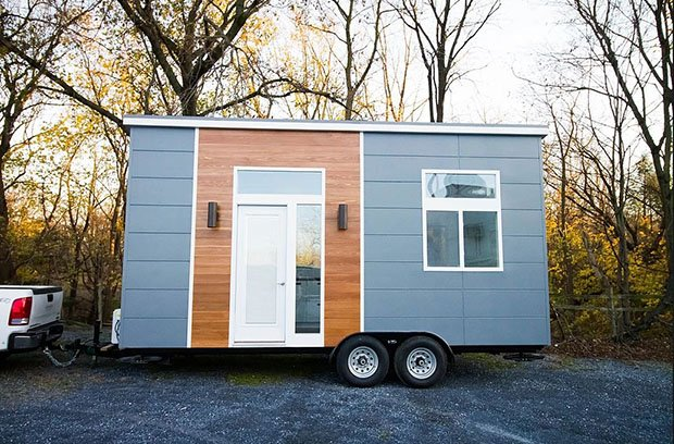 Build your own dream tiny house on wheels page 2 of 4 for How to build your own tiny house on wheels