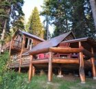 FEATURED IMAGE Ashley Lake Log Cabin 10