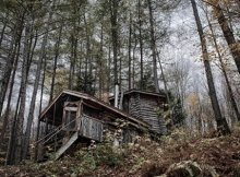 FEATURED IMAGE Cabin Green Mountains 04