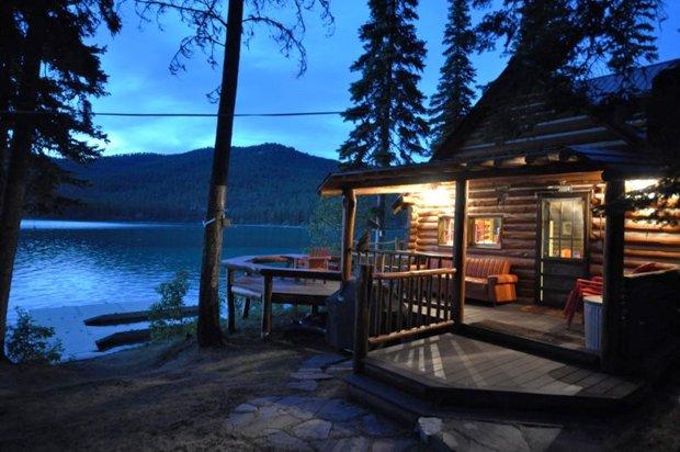 RESIZED Ashley Lake Log Cabin 01