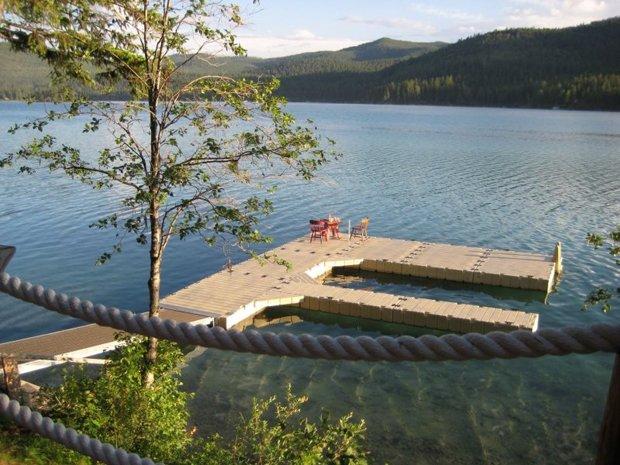 RESIZED Ashley Lake Log Cabin 04
