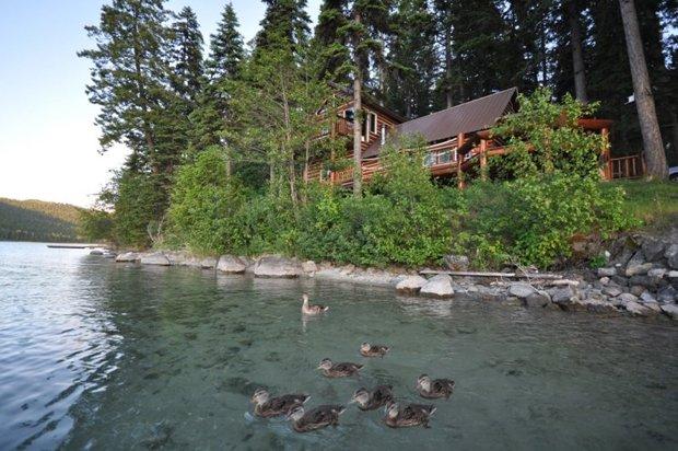 RESIZED Ashley Lake Log Cabin 05