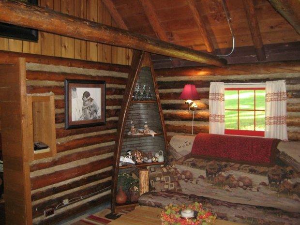 RESIZED Ashley Lake Log Cabin 11