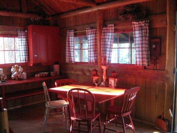 RESIZED Ashley Lake Log Cabin 20