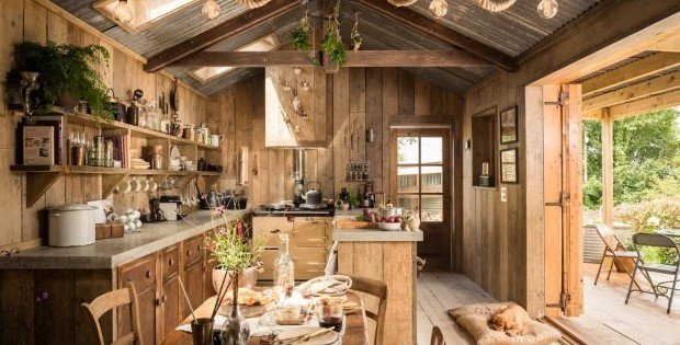 Reliving The Old World Charm Of Cottage Living Old World Design Homes