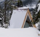 Scott and Scott Architects Whistler Cabin