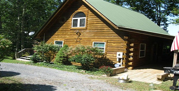 For Sale A Mountain Log Cabin In West Virginia Cabin