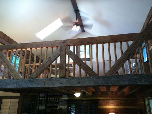Lexington va retreat 6 cabin obsession for Cabins in lexington va