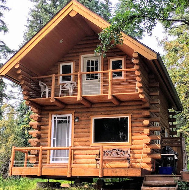 How to plan a perfect winter getaway cabin obsession for Winter cabin plans