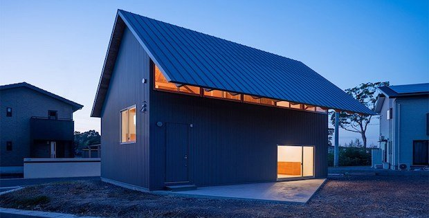 A TWIST IN TRADITIONAL JAPANESE HOME DESIGN - Cabin Obsession