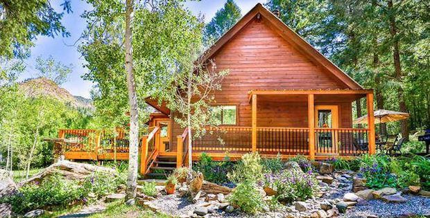 For sale a secluded mountain home all to yourself for Secluded mountain homes for sale