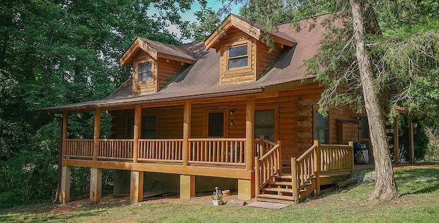 Terrific For Sale Beautiful Log Cabin For Sale At An Affordable Download Free Architecture Designs Scobabritishbridgeorg